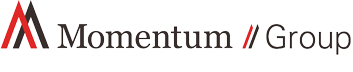 The Momentum Group Logo